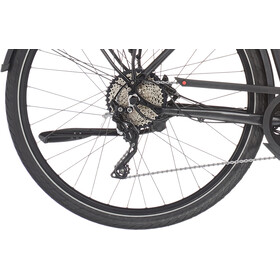 Rabeneick TC-E Carry Deore 10-Speed Disc Diamond black matte